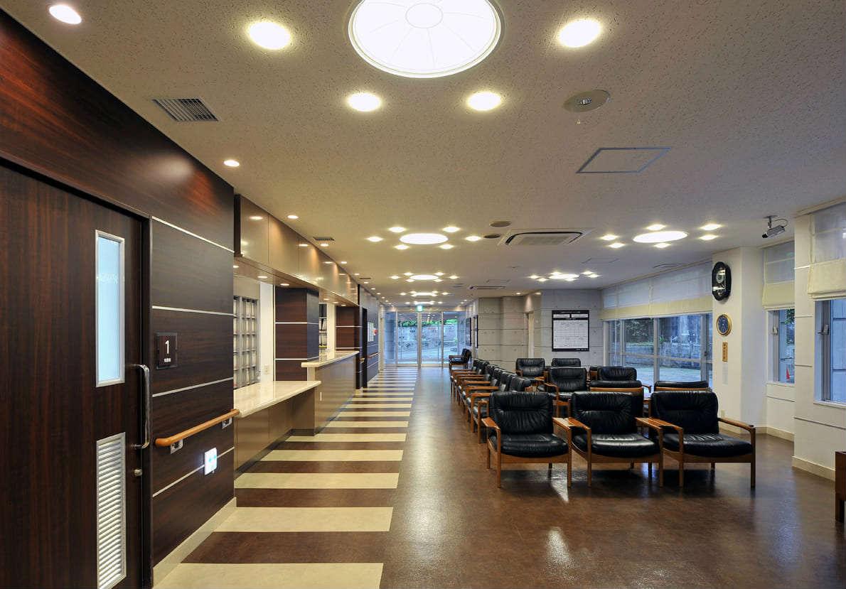 久留米リハビリテーション病院内装大規模改修